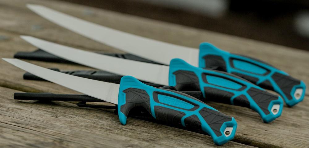 Филейный нож Gerber Controller
