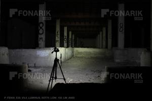 Тест фонаря Fenix E35 V3.0 150 люмен