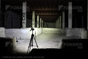 Тест фонаря Fenix E35 V3.0 1200 люмен