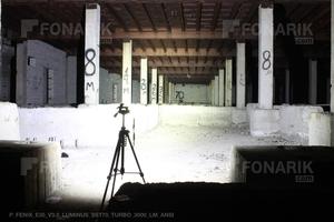 Тест фонаря Fenix E35 V3.0 3000 люмен