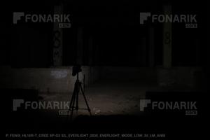Тест фонаря Fenix HM65R-T Raptor 30 люмен