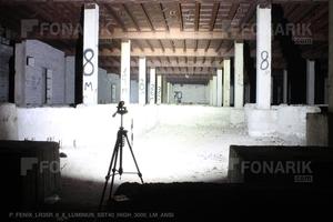 Тест фонаря Fenix LR35R 3000 люмен