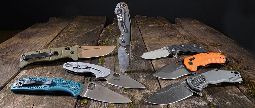 складной нож на каждый день