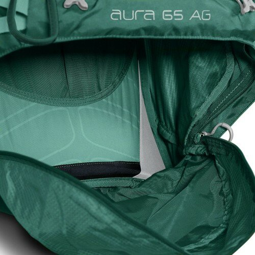 Рюкзак Osprey Aura AG 50 Rainforest Green 15784