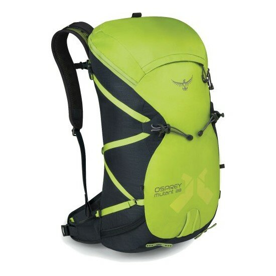 Рюкзак Osprey Mutant 28 Dyno Green 1