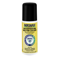Пропитка Nikwax Waterproofing Wax for Leather black 125ml