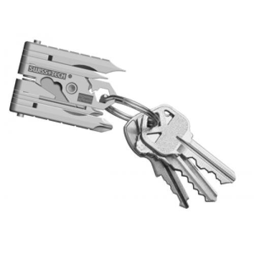 Брелок-микромультитул Swiss+Tech Micro-Max 19-in-1 Key Ring Multi-Function Tool