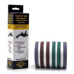 Набор лент WSKTS ASSORTED BELT KIT (6 лент) к точилке Work Sharp