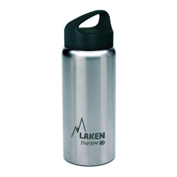 Термобутылка Laken Classic Thermo 0.5L (Plain, Black, Yellow, Red, Green)