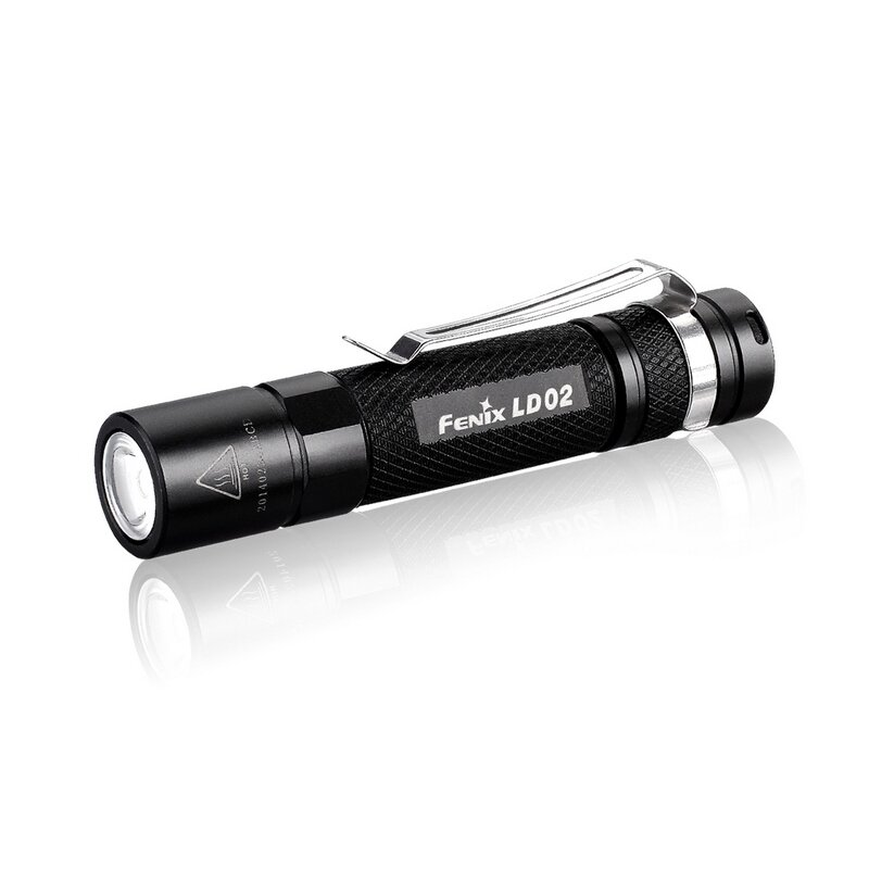 Фонарь Fenix LD02 Cree XP-E2 LED 1279