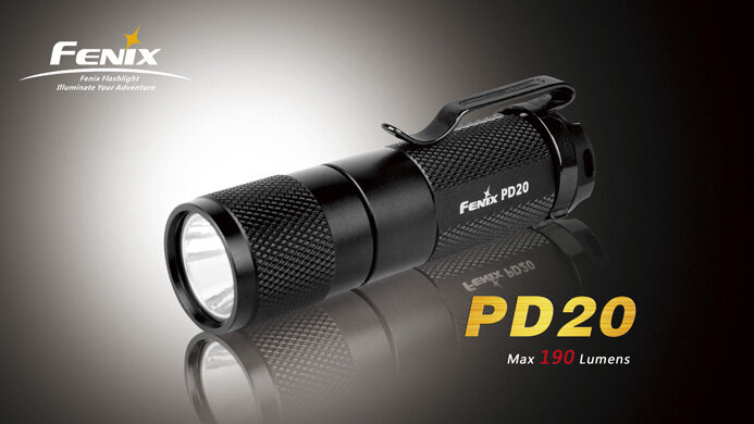 Фонарь Fenix PD20 Cree XP-G LED R5 1567