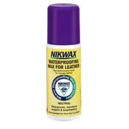 Пропитка Nikwax Waterproofing Wax for Leather neutral 125ml
