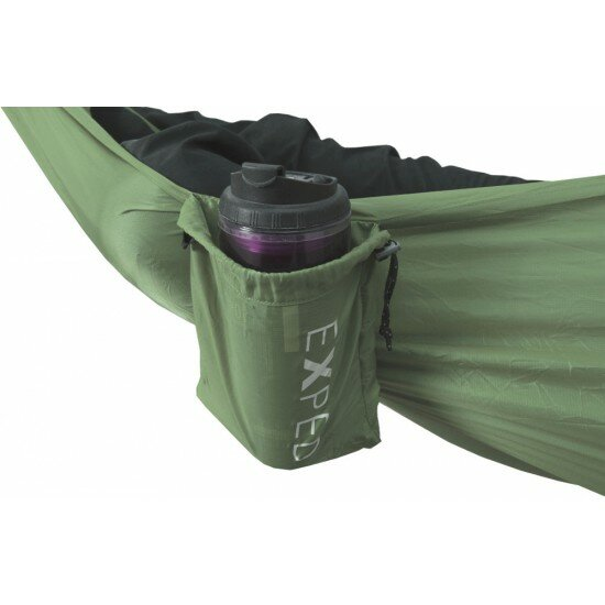 Гамак Exped Travel Hammock Duo Plus Mossgreen  31712