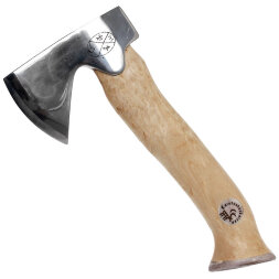 Топор Karesuandokniven Hunters Axe Large  dark birch (4014)