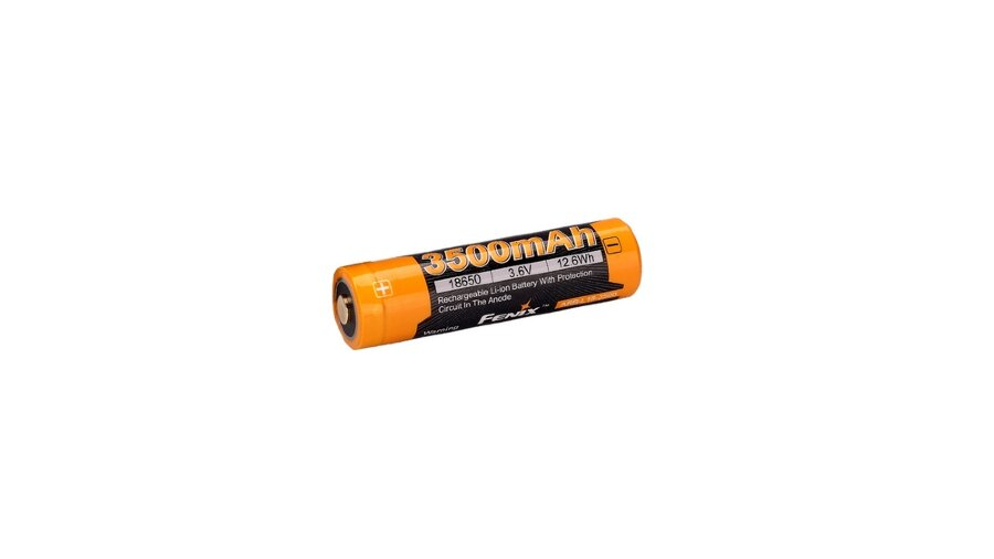 Аккумулятор Fenix ARB-L18-3500 18650 Rechargeable Li-ion Battery 7112