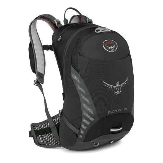 Рюкзак Osprey Escapist 18 Black 1