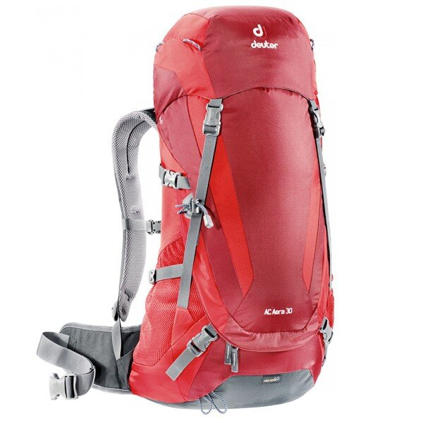 Рюкзак Deuter AC Aera 30 cranberry-fire 1