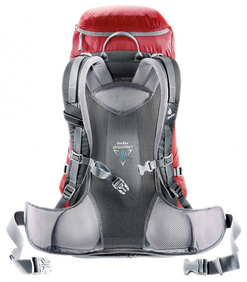 Рюкзак Deuter AC Aera 30 cranberry-fire 28394