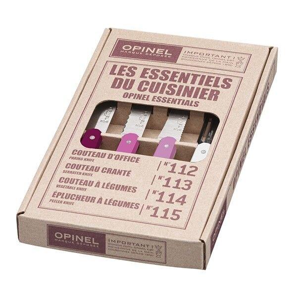 Набор ножей Opinel Les Essentiels Primarosa (001736) 75078