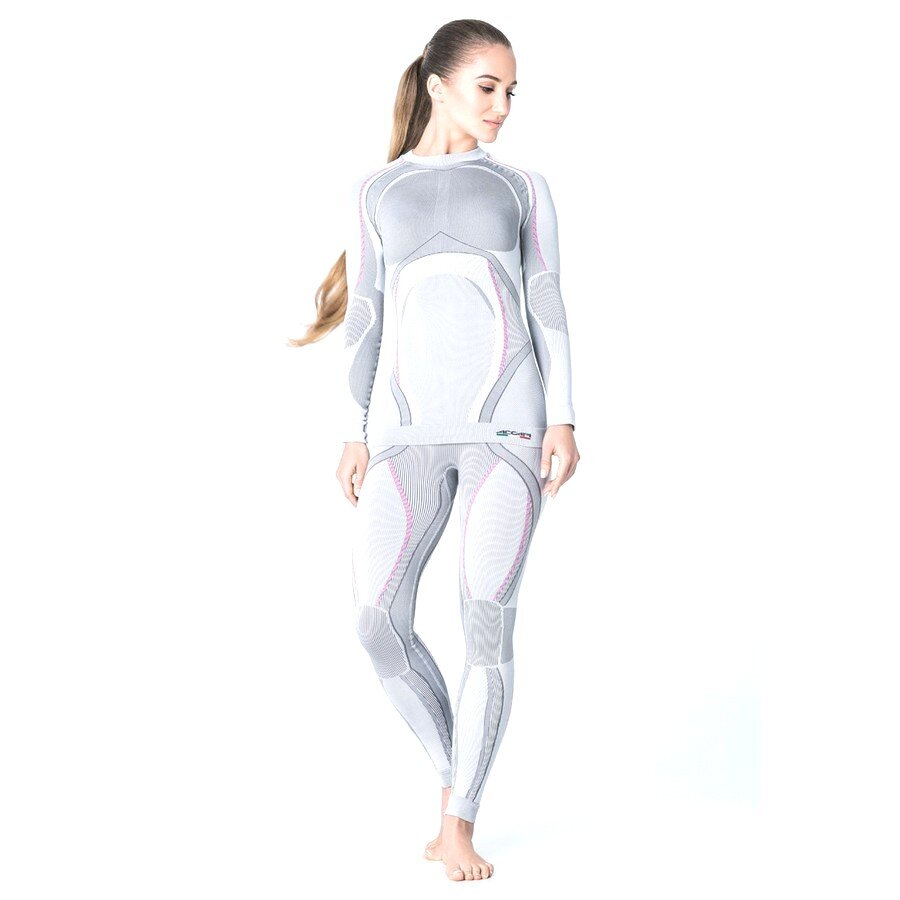 Кальсоны Accapi X-Country Long Trousers Woman 950 silver  50014