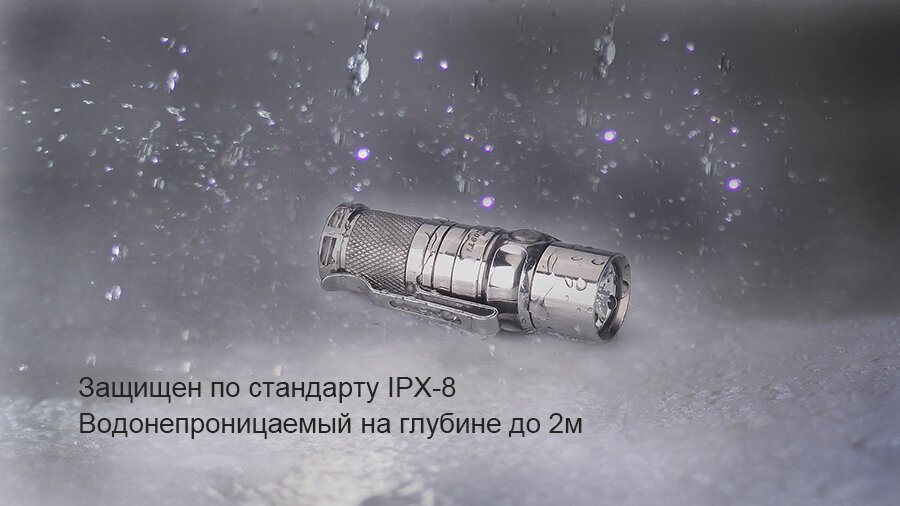 Фонарь Fenix RC09Ti Cree XP-L HI LED 10319