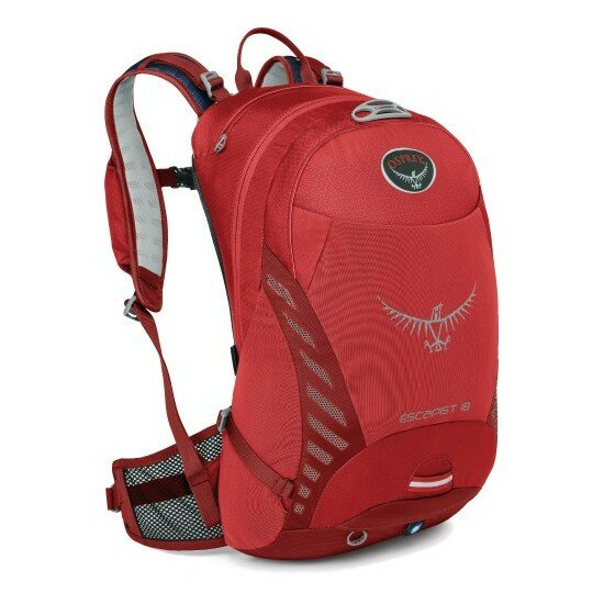 Рюкзак Osprey Escapist 18 Cayenne Red 1