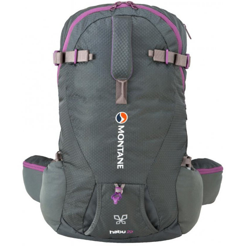 Рюкзак Montane Female Habu 22 Shadow 1
