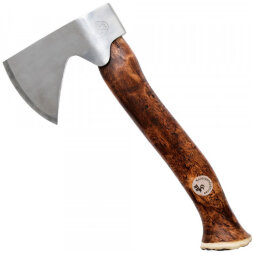 Топор Karesuandokniven Hunters Axe Medium dark birch (4042)