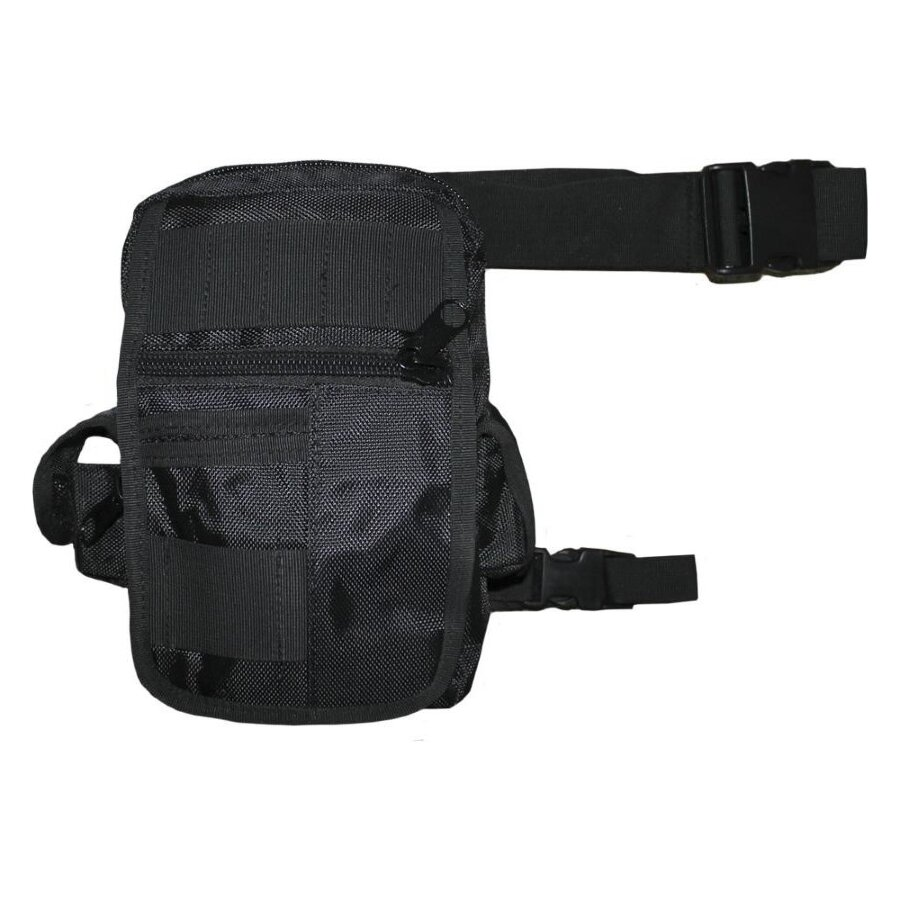 Сумка ML-Tactic Waist Bag Black 1