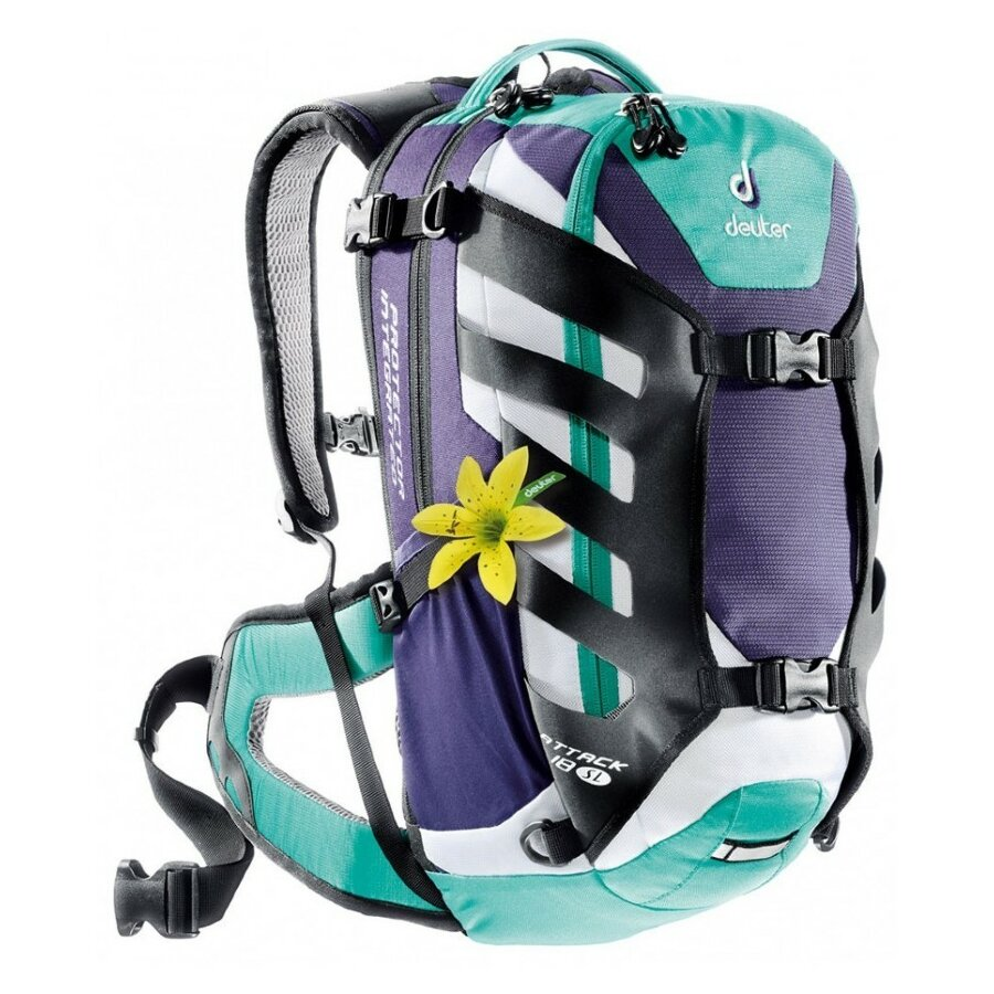 Рюкзак Deuter Attack SL, 18 л, blueberry-mint 1