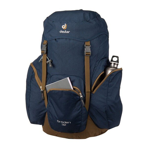 Рюкзак Deuter Groden, 32 л, midnight-lion 29300