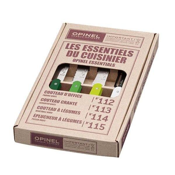 Набор ножей Opinel Les Essentiels Primavera (001709) 75087