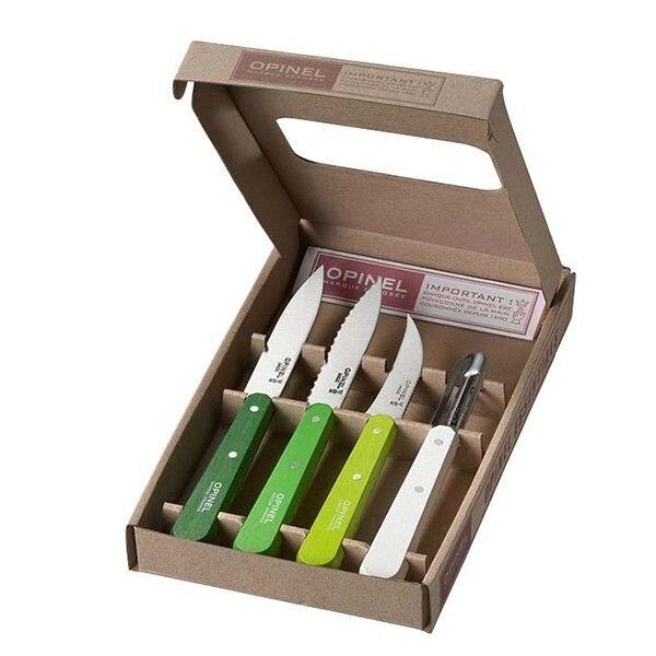 Набор ножей Opinel Les Essentiels Primavera (001709) 75088