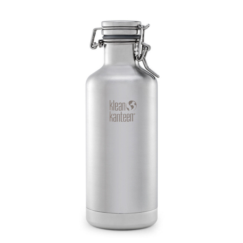 Термофляга Klean Kanteen Growler Brushed Stainless 946 мл 1