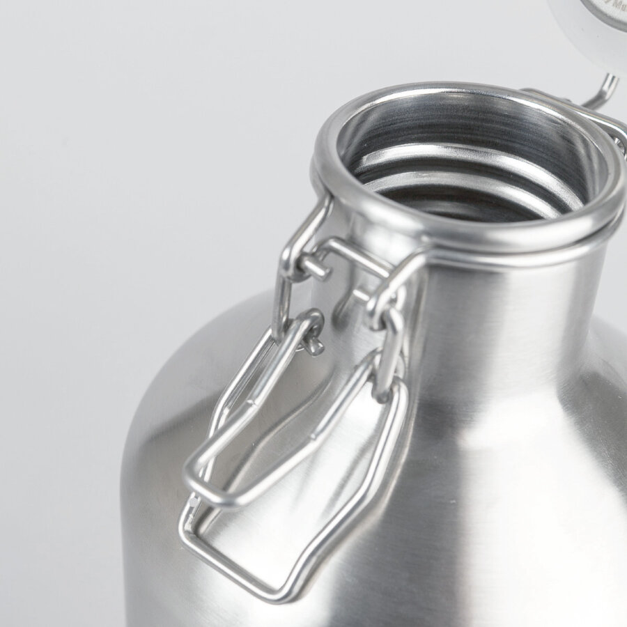 Термофляга Klean Kanteen Growler Brushed Stainless 946 мл 51315