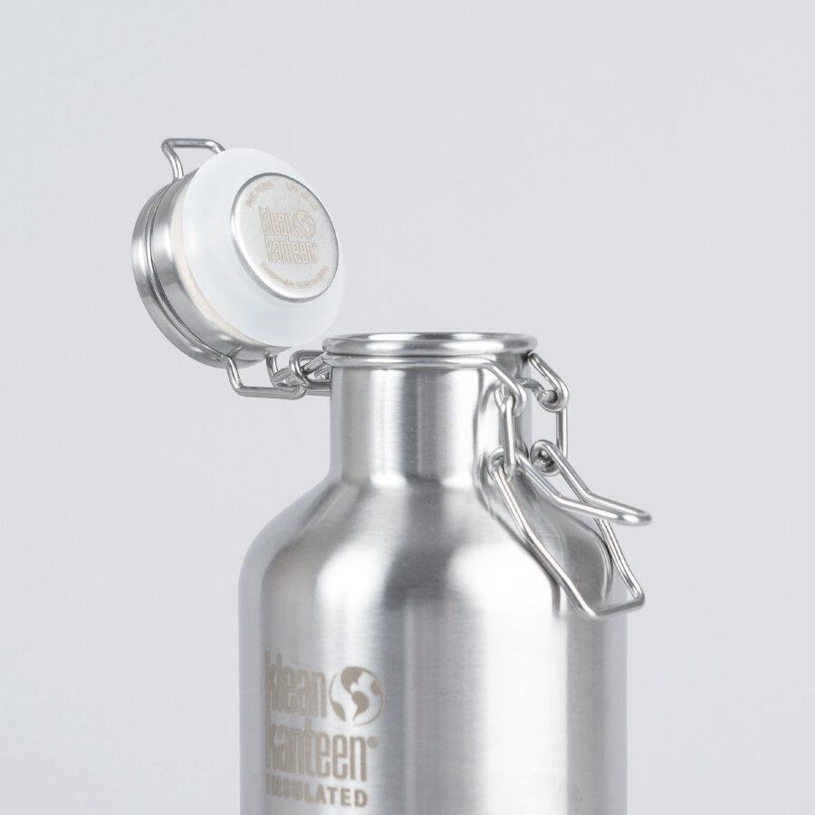 Термофляга Klean Kanteen Growler Brushed Stainless 946 мл 51316