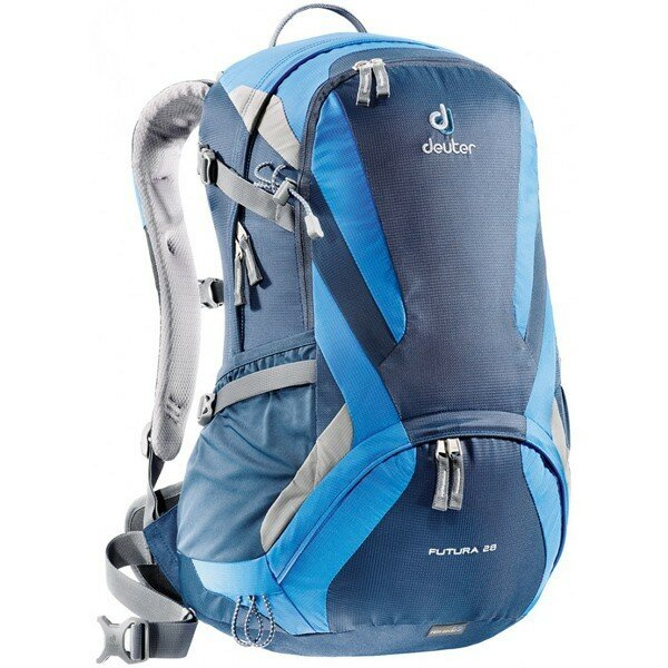 Рюкзак Deuter Futura, 28 л, midnight-coolblue 1