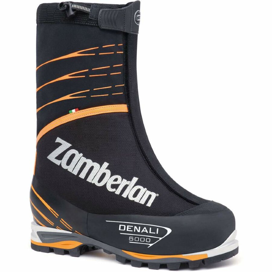 Ботинки мужские Zamberlan 6000 Denali Evo RR black/orange - 44 1