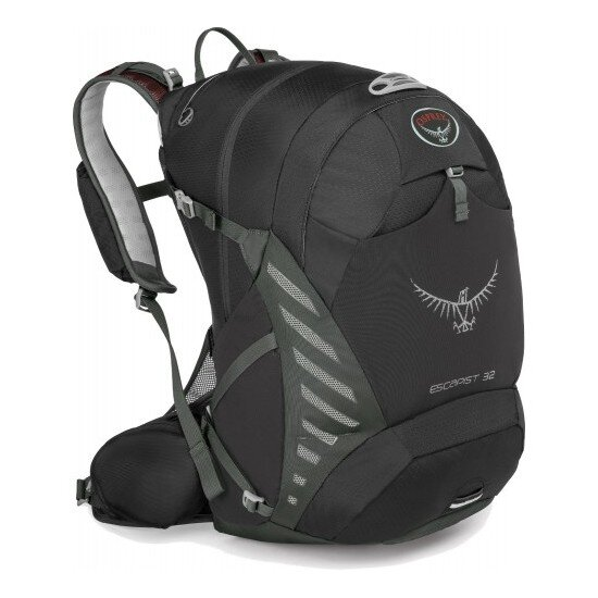 Рюкзак Osprey Escapist 32 Black 1