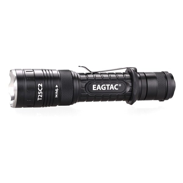 Фонарь Eagletac T25C2 XP-L V5/3*XP-E2 Green (1250 Lm) 18104