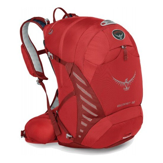 Рюкзак Osprey Escapist 32 Cayenne Red 1