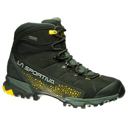 Ботинки La Sportiva Nucleo Gtx Black/Yellow