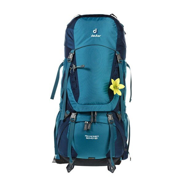 Рюкзак Deuter Aircontact SL, 60+10 л, denim-midnight 28846