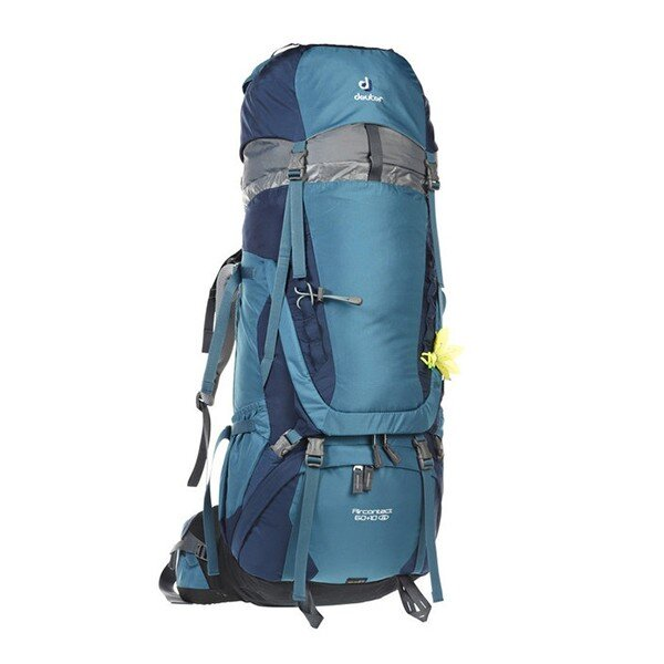 Рюкзак Deuter Aircontact SL, 60+10 л, denim-midnight 28847