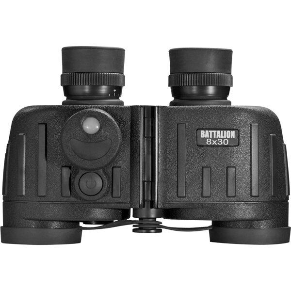 Бинокль Barska Battalion 8x30 WP/RT/Compass Illuminated 23290