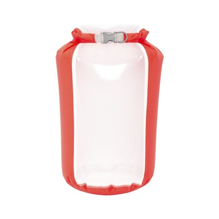 Гермомешок Exped Fold Drybag CS Ruby Red M 1