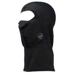 Балаклава Buff Balaclava Cross Tech Black L/XL