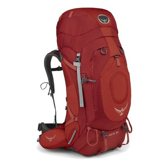 Рюкзак Osprey Xena 70 Ruby Red 1