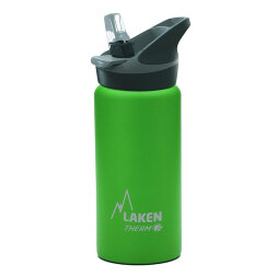Термобутылка Laken Jannu Thermo 0.5L (Green, Yellow, Fucsia, Cyan)