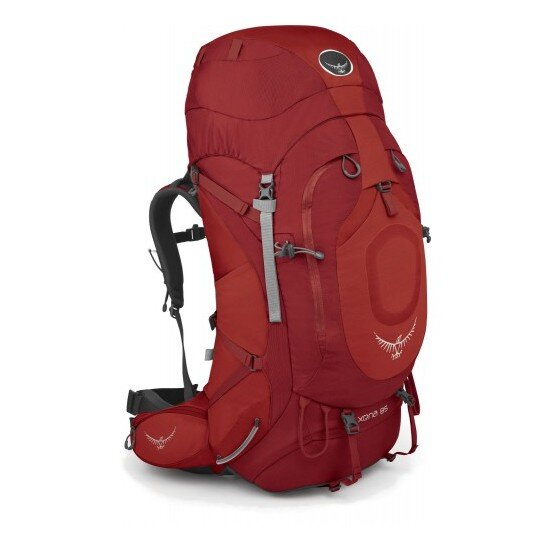 Рюкзак Osprey Xena 85 Ruby Red 1